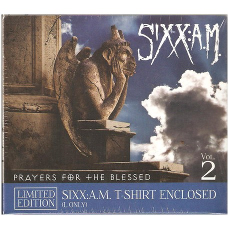 CD Sixx: A.M.: Prayers For The Blessed (Vol. 2) (Limited Box Edition with T-Shirt)