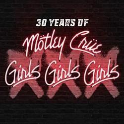 CD Mötley Crüe: Girls, Girls, Girls (30 Years Digipak CD+DVD Edition)