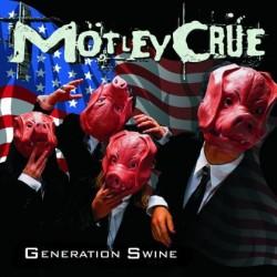 CD Mötley Crüe: Generation Swine