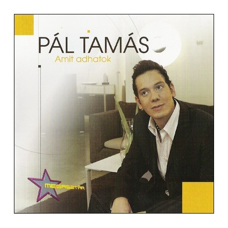 CD Pál Tamás: Amit adhatok