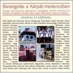 CD Barangolás a Kárpát-medencében zenével és képekkel (Papírtok)