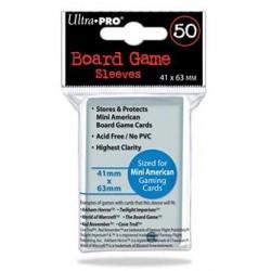 Ultra Pro Mini US kártyavédő (41x63mm, 50 db/csomag)