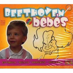 CD Beethoven gyerekeknek (Beethoven para Bebés 2CD)