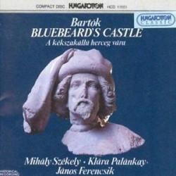 CD Bartók - A kékszakállú herceg vára