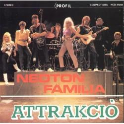 CD Neoton Família: Attrakció