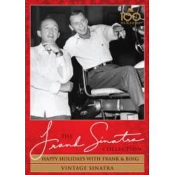 DVD Frank Sinatra: Happy Holidays with Frank & Bing