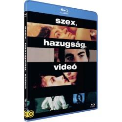 Blu-ray Szex, hazugság, videó