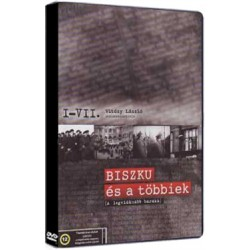DVD Biszku és a többiek