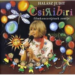 CD Halász Judit: Csiribiri