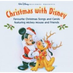 CD Christmas with Disney: Favourite Christmas Songs and Carols featuring Mickey Mouse and Friends