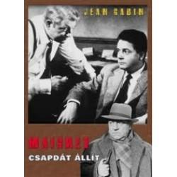 DVD Maigret csapdát állít