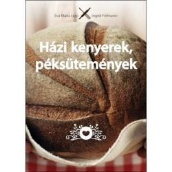 Házi kenyerek, péksütemények