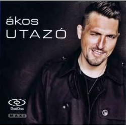 CD Ákos: Utazó (DualDisc Maxi)