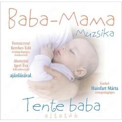 CD Baba-Mama muzsika - Tente baba