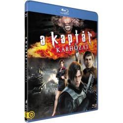 Blu-ray A kaptár: Kárhozat