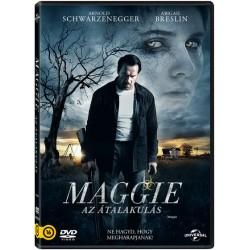 DVD Maggie - Az átalakulás