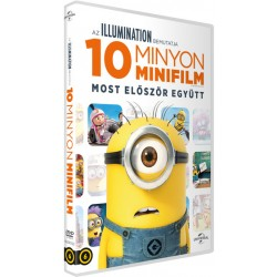DVD 10 Minyon minifilm