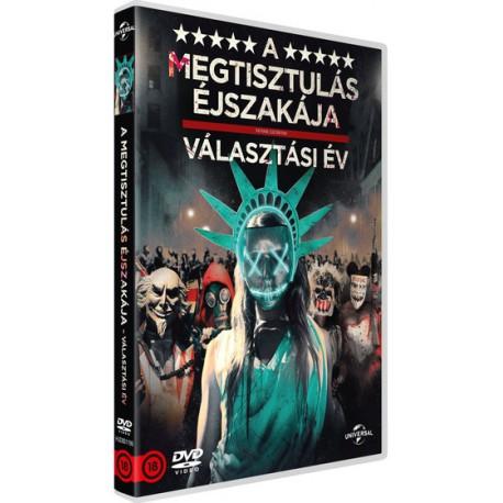 DVD A megtisztulás éjszakája - Választási év