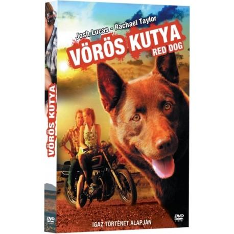 DVD Vörös kutya