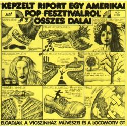 CD Képzelt riport egy amerikai pop fesztiválról