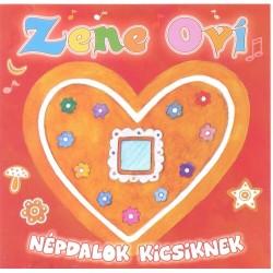 CD Zene Ovi: Népdalok kicsiknek