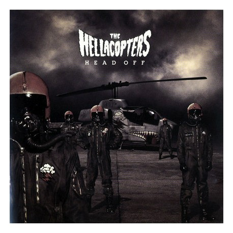 CD The Hellacopters: Head Off