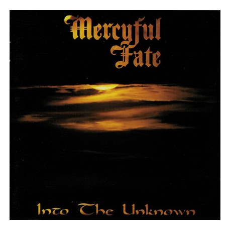 CD Mercyful Fate: Into The Unknown