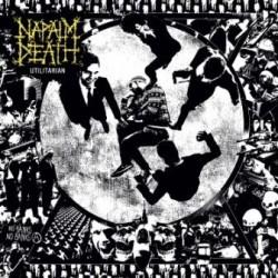CD Napalm Death: Utilitarian