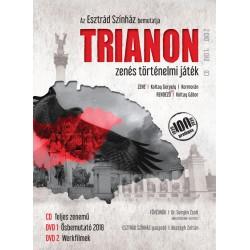 DVD Trianon (2DVD+CD Digipak+Emlékkönyv)