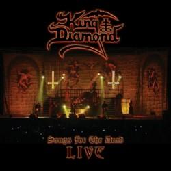 DVD King Diamond: Songs for The Dead LIVE (2DVD+CD Digipak)
