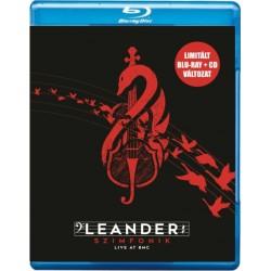 Blu-ray Leander Szimfonik: Live At BMC (Limitált Blu-ray+CD változat)
