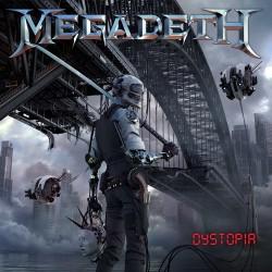 CD Megadeth: Dystopia