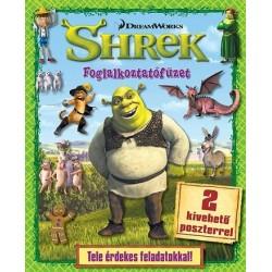 DreamWorks - Shrek foglalkoztatófüzet
