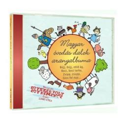 CD Magyar óvodás dalok aranyalbuma
