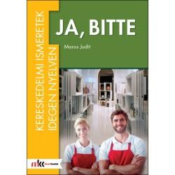Ja, bitte - Kereskedelmi ismeretek német nyelven
