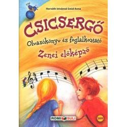 Csicsergő - Zenei olvasókönyv és foglalkoztató