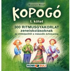 Kopogó I. kötet (300 ritmusgyakorlat zeneiskolásoknak)
