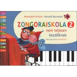Zongoraiskola 2. Nem teljesen kezdőknek