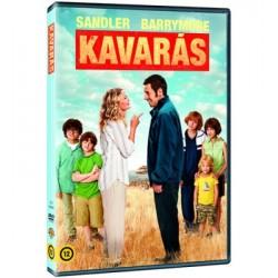 DVD Kavarás