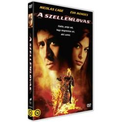 DVD A szellemlovas