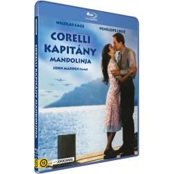 Blu-ray Corelli kapitány mandolinja