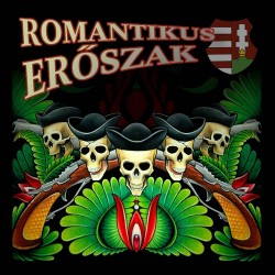CD Romantikus Erőszak: Keménymag (bónusz 15 Év Nemzeti Rock DVD-vel)
