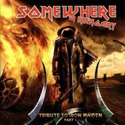 CD Iron Maiden Tribute: Somewhere In Hungary