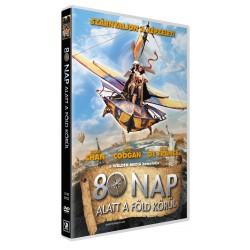 DVD 80 nap alatt a Föld körül