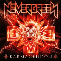 CD Nevergreen: Karmageddon (bónusz Mindörökké DVD-vel)