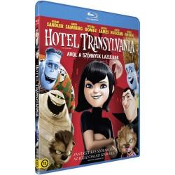 Blu-ray Hotel Transylvania - Ahol a szörnyek lazulnak