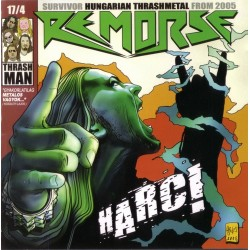 CD Remorse: Harc
