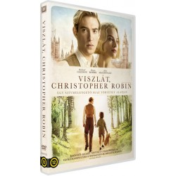DVD Viszlát, Christopher Robin
