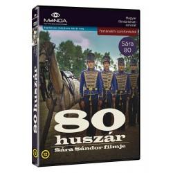 DVD 80 huszár