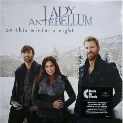 LP Lady Antabellum: On This Winter's Night